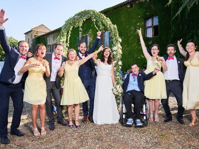 Le mariage de Jérémy et Amanda à Toulouse, Haute-Garonne 40