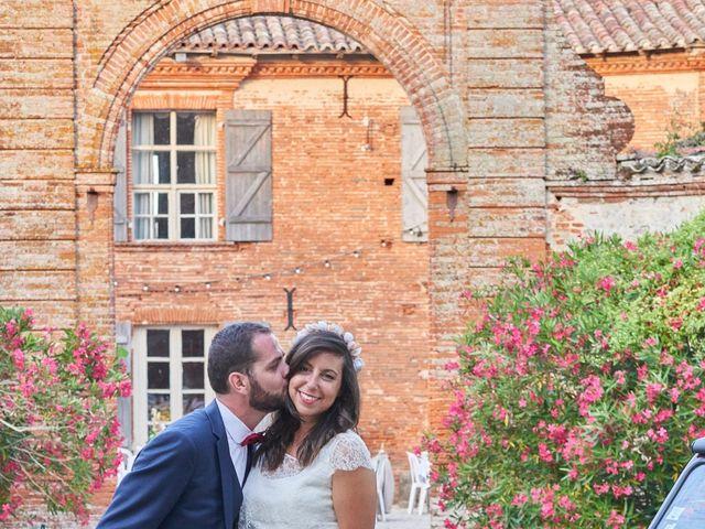 Le mariage de Jérémy et Amanda à Toulouse, Haute-Garonne 51