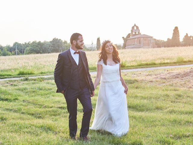 Le mariage de Jérémy et Amanda à Toulouse, Haute-Garonne 54