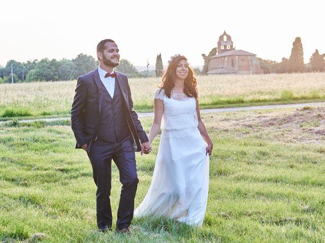 Le mariage de Jérémy et Amanda à Toulouse, Haute-Garonne 55