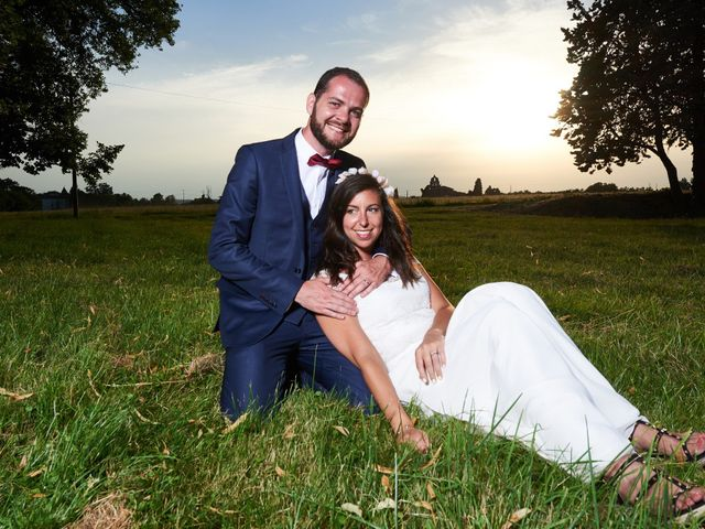 Le mariage de Jérémy et Amanda à Toulouse, Haute-Garonne 62