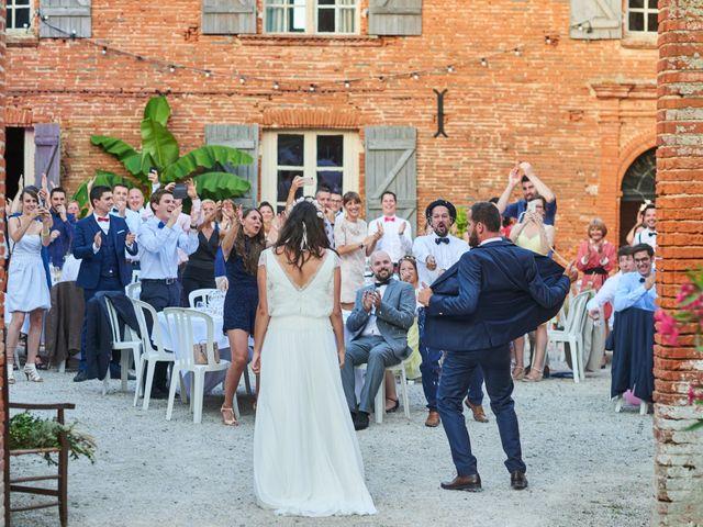 Le mariage de Jérémy et Amanda à Toulouse, Haute-Garonne 68
