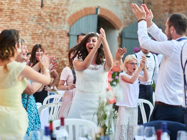 Le mariage de Jérémy et Amanda à Toulouse, Haute-Garonne 69