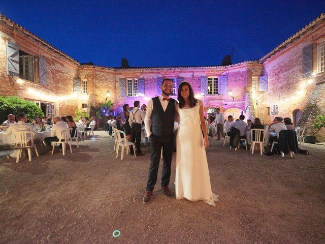 Le mariage de Jérémy et Amanda à Toulouse, Haute-Garonne 77