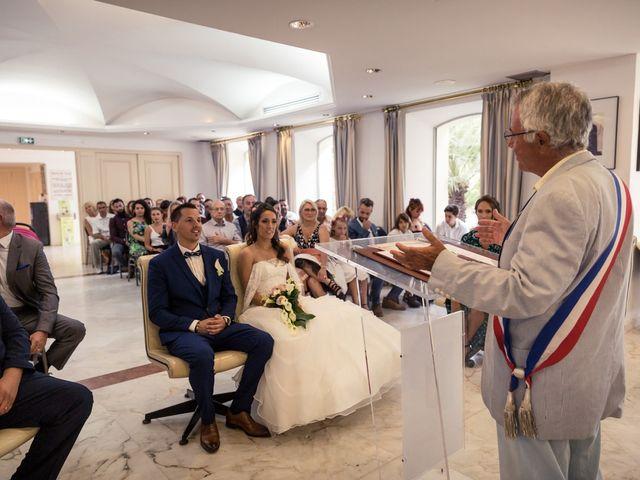 Le mariage de Jonathan et Sophie à Sainte-Maxime, Var 14