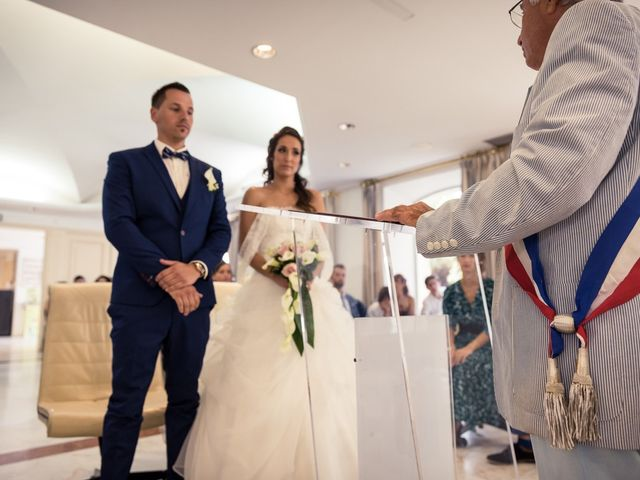 Le mariage de Jonathan et Sophie à Sainte-Maxime, Var 16