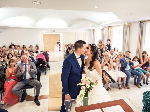 Le mariage de Jonathan et Sophie à Sainte-Maxime, Var 18