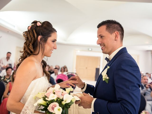Le mariage de Jonathan et Sophie à Sainte-Maxime, Var 19