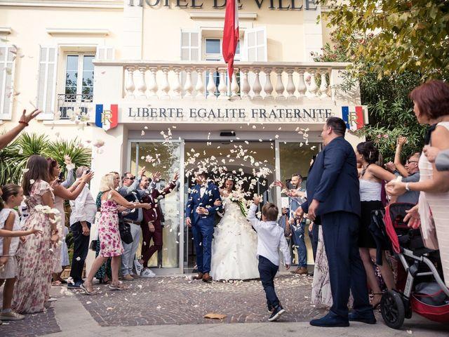 Le mariage de Jonathan et Sophie à Sainte-Maxime, Var 20