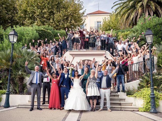 Le mariage de Jonathan et Sophie à Sainte-Maxime, Var 1