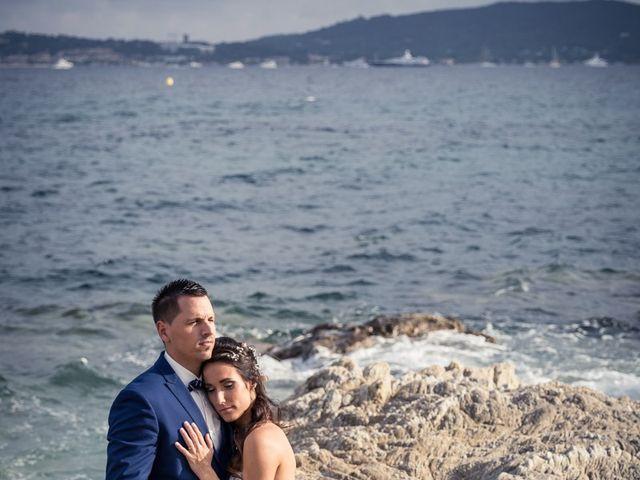 Le mariage de Jonathan et Sophie à Sainte-Maxime, Var 22