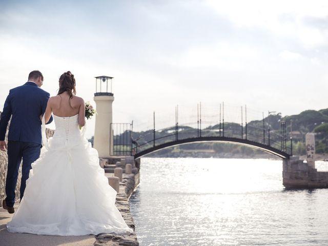 Le mariage de Jonathan et Sophie à Sainte-Maxime, Var 23