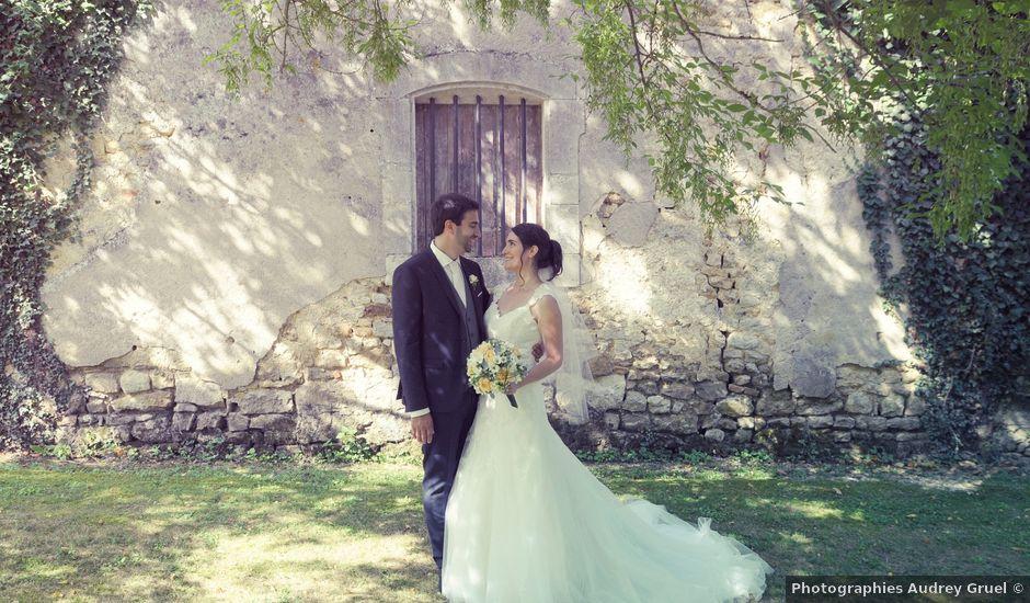 Le mariage de Pol et Lulia à Houdémont, Meurthe-et-Moselle