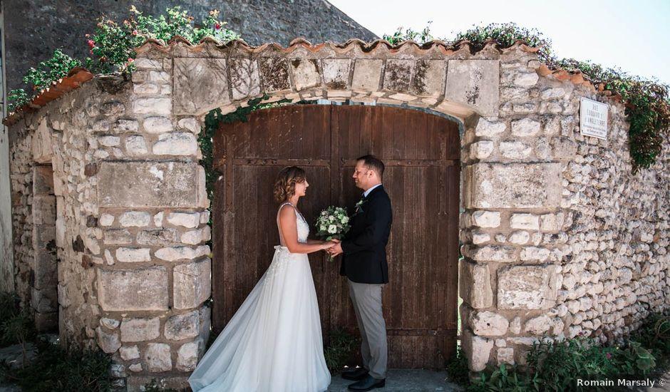Le mariage de Julien et Marion à Breuillet, Charente Maritime