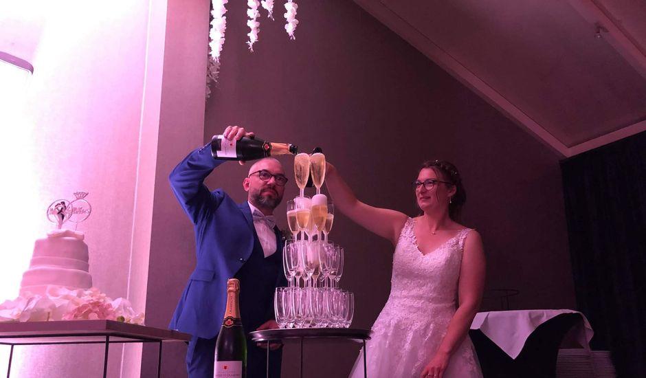 Le mariage de Céline et Bruno à Lambersart, Nord