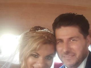 Le mariage de Nathalie  et Adérito 1