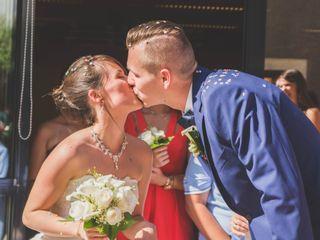 Le mariage de Teresa et Antoine 1