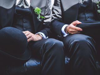 Le mariage de Stéphane et Salvatore 1