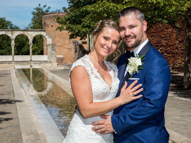 Le mariage de Christophe  et Aurélie à Blaye-les-Mines, Tarn 2