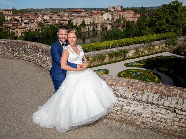Le mariage de Christophe  et Aurélie à Blaye-les-Mines, Tarn 5