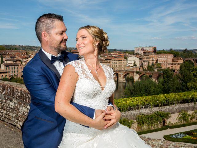 Le mariage de Christophe  et Aurélie à Blaye-les-Mines, Tarn 6
