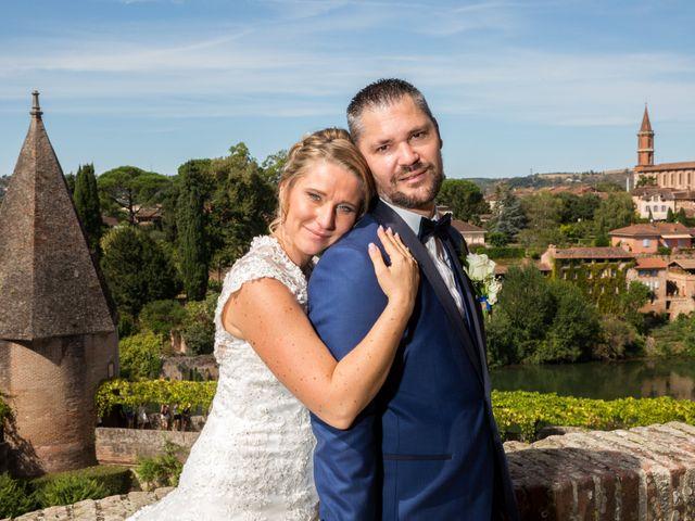 Le mariage de Christophe  et Aurélie à Blaye-les-Mines, Tarn 7