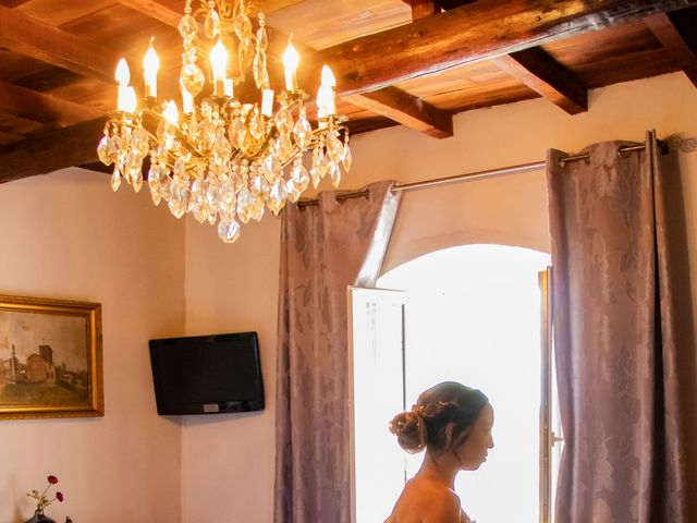Le mariage de Erwan et Justine à Lédenon, Gard 7