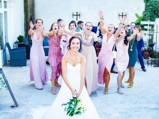 Le mariage de Erwan et Justine à Lédenon, Gard 13