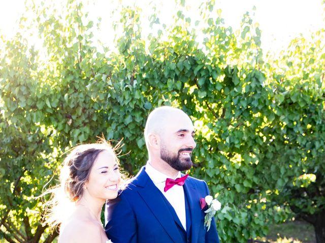Le mariage de Erwan et Justine à Lédenon, Gard 15