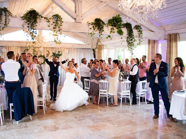 Le mariage de Erwan et Justine à Lédenon, Gard 16