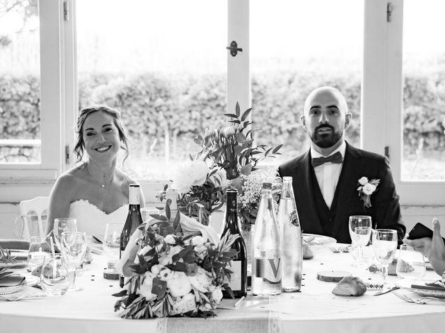 Le mariage de Erwan et Justine à Lédenon, Gard 17