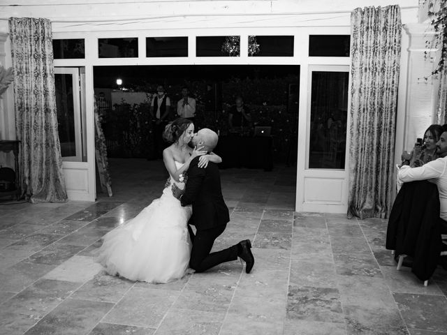 Le mariage de Erwan et Justine à Lédenon, Gard 18