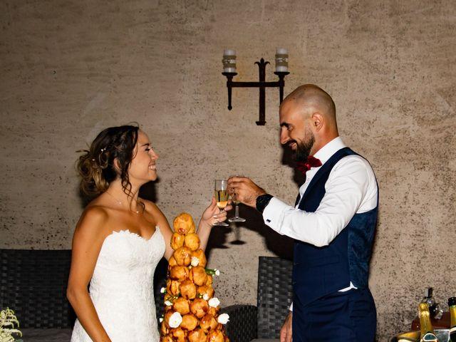 Le mariage de Erwan et Justine à Lédenon, Gard 20