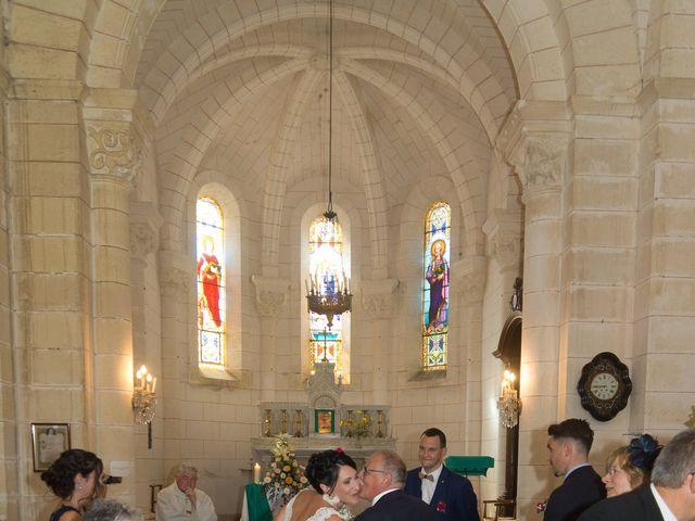Le mariage de Jonathan et Stéphanie à Saint-Léon-sur-l'Isle, Dordogne 7