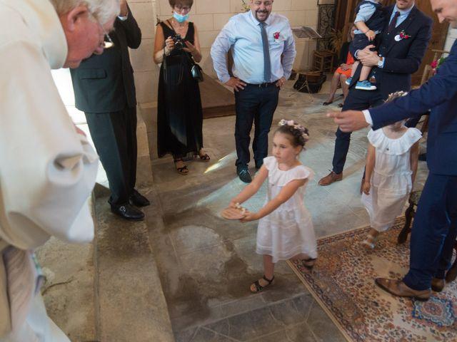 Le mariage de Jonathan et Stéphanie à Saint-Léon-sur-l'Isle, Dordogne 20
