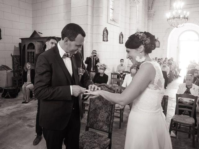 Le mariage de Jonathan et Stéphanie à Saint-Léon-sur-l'Isle, Dordogne 22