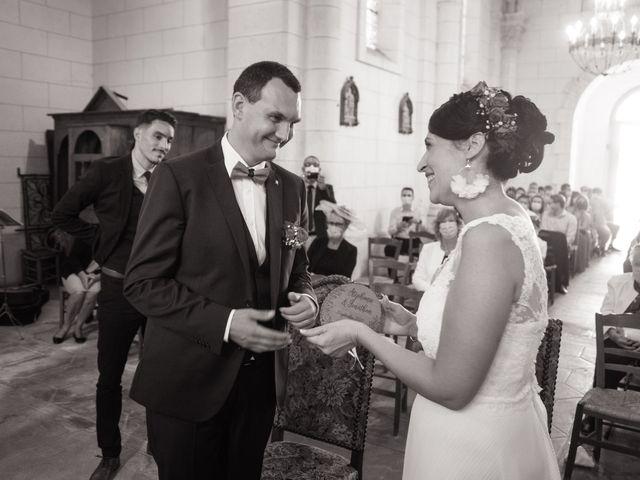 Le mariage de Jonathan et Stéphanie à Saint-Léon-sur-l'Isle, Dordogne 24
