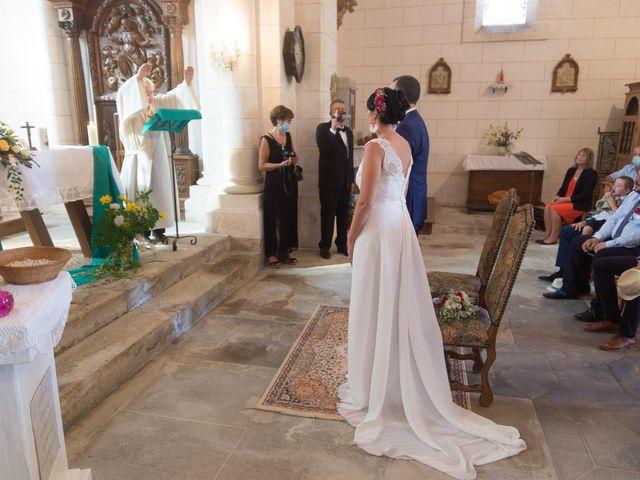 Le mariage de Jonathan et Stéphanie à Saint-Léon-sur-l'Isle, Dordogne 25