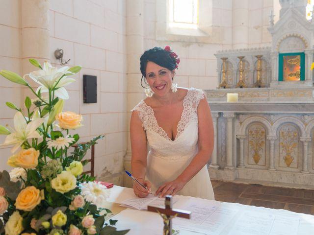 Le mariage de Jonathan et Stéphanie à Saint-Léon-sur-l'Isle, Dordogne 26