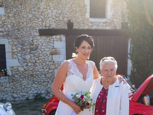 Le mariage de Jonathan et Stéphanie à Saint-Léon-sur-l'Isle, Dordogne 34