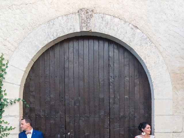 Le mariage de Jonathan et Stéphanie à Saint-Léon-sur-l'Isle, Dordogne 48
