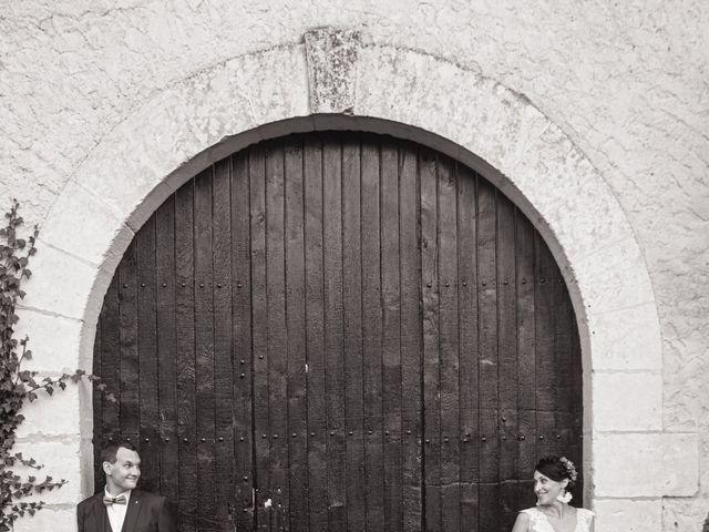 Le mariage de Jonathan et Stéphanie à Saint-Léon-sur-l'Isle, Dordogne 49
