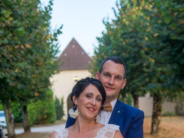 Le mariage de Jonathan et Stéphanie à Saint-Léon-sur-l'Isle, Dordogne 56