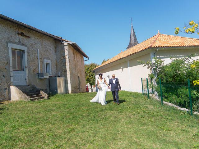 Le mariage de Jonathan et Stéphanie à Saint-Léon-sur-l'Isle, Dordogne 137