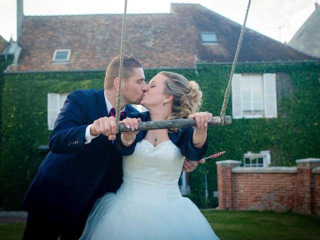 Le mariage de Christophe et Laure à Moussy-le-Neuf, Seine-et-Marne 16