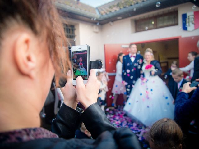 Le mariage de Christophe et Laure à Moussy-le-Neuf, Seine-et-Marne 34