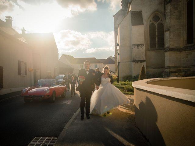 Le mariage de Christophe et Laure à Moussy-le-Neuf, Seine-et-Marne 37