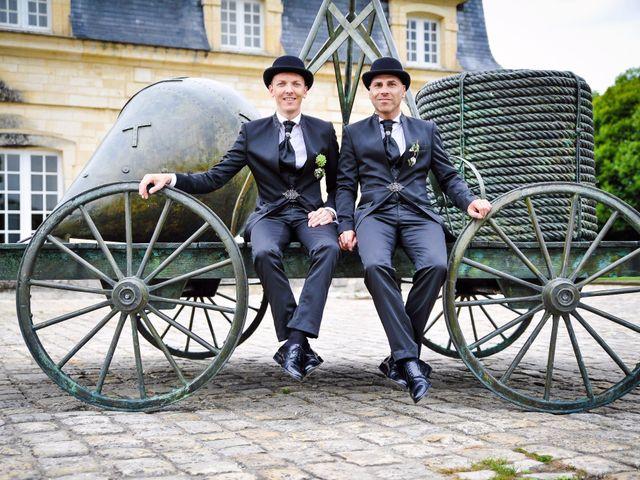 Le mariage de Salvatore et Stéphane à Rochefort, Charente Maritime 36