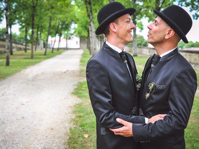 Le mariage de Salvatore et Stéphane à Rochefort, Charente Maritime 40