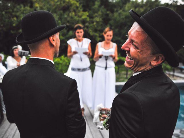 Le mariage de Salvatore et Stéphane à Rochefort, Charente Maritime 43